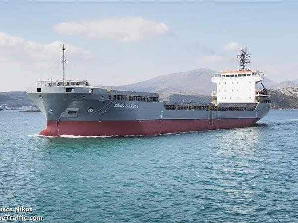 Another New Vessel, Sider Sirios, Joining NASC Fleet